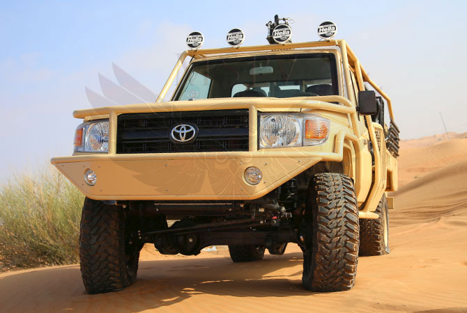 Light Patrol Vehicle Rwanda - lpv-t-mkI